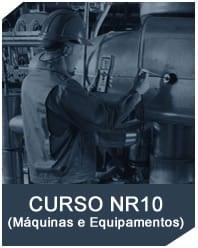 Curso NR10 segmentado reciclagem